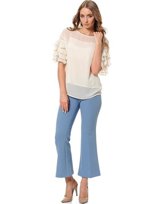 Exquise Pantolon Mavi